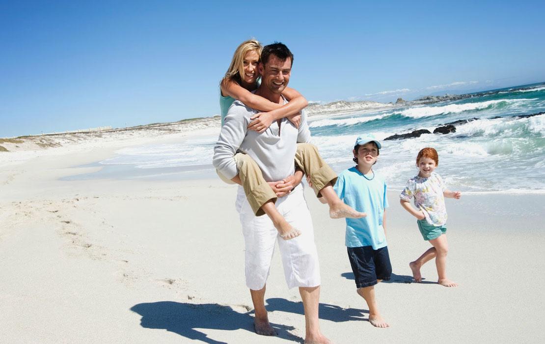 Отдых для семьи